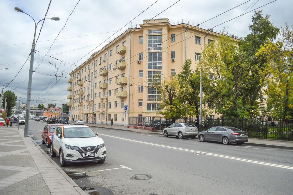 Экстерьер и вход в апарт-отель VNorke.ru